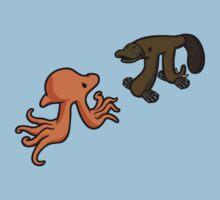 Octopi VS Platypi by jezkemp