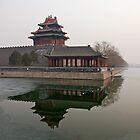 Corner tower by jasminewang