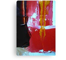 Defee Canvas Print
