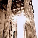 Acropolis II by Clockworkmary