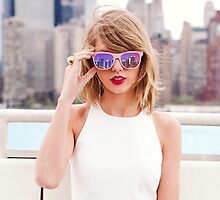 Taylor Swift New York 2 by LindeSwi13