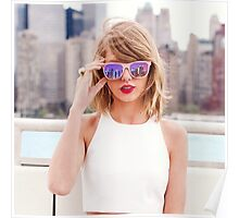 Taylor Swift New York 2 Poster