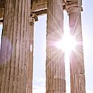 Acropolis III by Clockworkmary