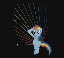 Rainbow Dash Laser by ChaosGiant