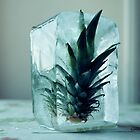 Frozen Pineapple Crown by Bjarte Edvardsen