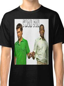 "Psych ""C'mon Son""  Classic T-Shirt"