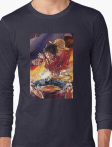 Monkey D. Luffy - One Piece - Artwork T-Shirt