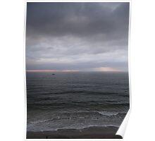 Grey in grey - Gris en gris Poster