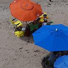 Colourful Umbrellas - Sombrillas coloridas by PtoVallartaMex