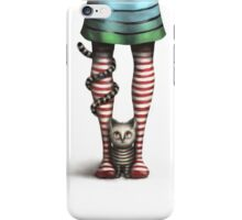My Cat is Better than your Cat iPhone Case/Skin