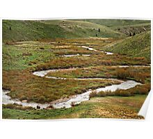 The Meaning of Meander Poster