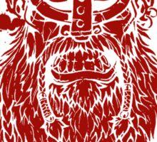 Blood Viking Sticker