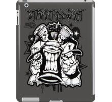 Graffiti life iPad Case/Skin