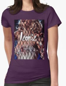 Madonna / Rebel Heart / 'Iconic'  Womens Fitted T-Shirt