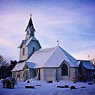 Sugar-coated church by LadyFi