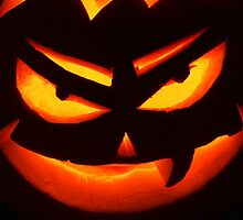 Pumpkin face by Alex Sharp