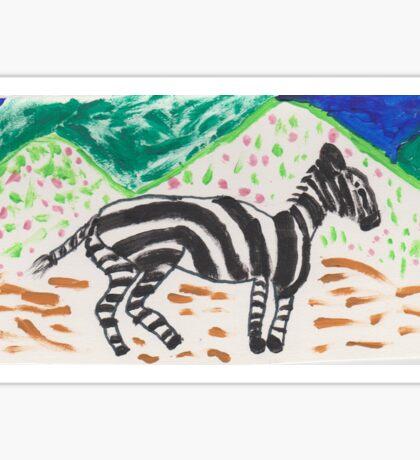 ART FUN by Cheryl D rb-068 Sticker