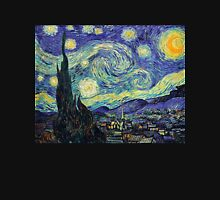 Starry Night by Vincent Van Gogh Unisex T-Shirt