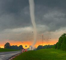 The Shawnee, Oklahoma Tornado by intotherfd