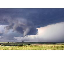 The Max, Nebraska Tornado Photographic Print