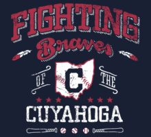 Fighting Braves of the Cuyahoga Kids Clothes