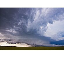 Watonga Supercell Photographic Print