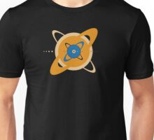 Solar System To Scale - Concentric Unisex T-Shirt