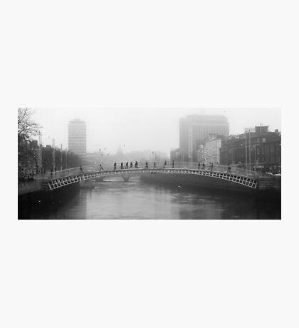 Foggy Ha'Penny Photographic Print