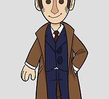 10th Doctor by quietsnooze