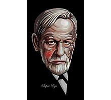 "Sigmund Freud ""Super Ego"" Photographic Print"