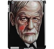 """Sigmund Freud """"Super Ego"""" iPad Case/Skin"""