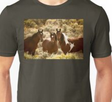 The Three Mares Unisex T-Shirt