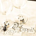 Happily Ever After and Wine by Amber Leigh Summers