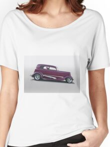 1934 Ford Victoria Women's Relaxed Fit T-Shirt
