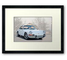 Porsche 911S Framed Print