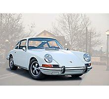 Porsche 911S Photographic Print
