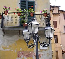 The pictoresque and lively town of Barga by sunnydreams
