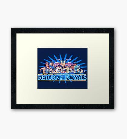 WORLD CHAMPIONS!! Framed Print