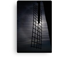 Blades of Giants Canvas Print