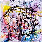 Information network - expand description for lens effect by Regina Valluzzi