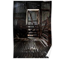 The Shearing Shed - Junee NSW Australia Poster
