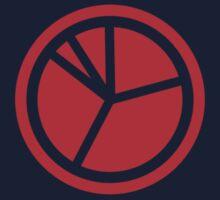 Captain Buff - Superhero Symbol by redpumpkinart