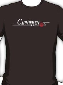 Captain Buff - Golden Age Title T-Shirt