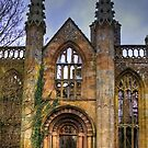 Gothic Ruin by GillBell
