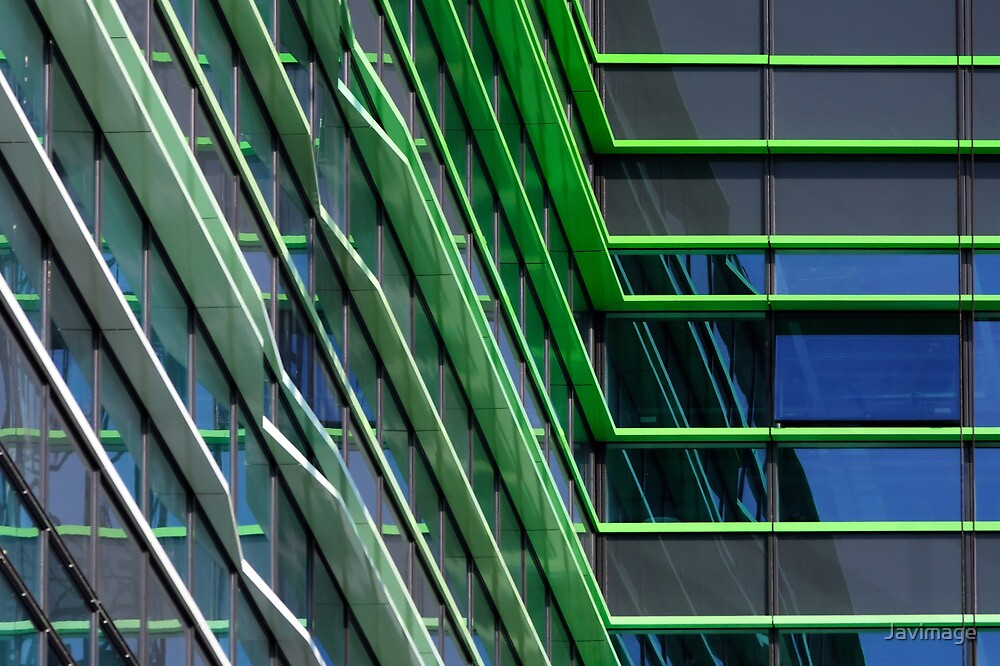 Graphic green by Javimage