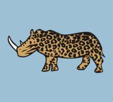 Rhinocelot (Rhinoceros Ocelot) by jezkemp