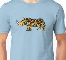 Rhinocelot (Rhinoceros Ocelot) Unisex T-Shirt