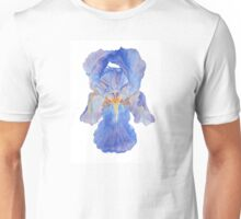 illustration of Iris flower  Unisex T-Shirt