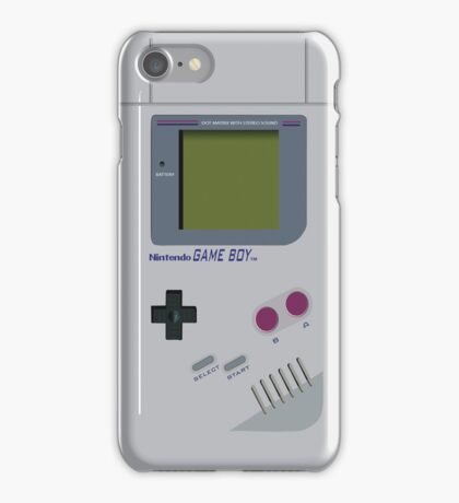 GameBoy Iphone Cover iPhone Case/Skin