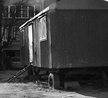 Tin House by Diana  Kaiani